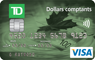 Image of TD Rebate Rewards Visa Card