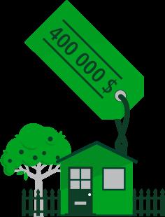Pargne placements acheter une maison td canada trust for Aide pour l achat d une maison