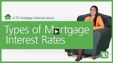 Types of Mortgage : Interest Rates