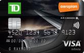 TD® Aeroplan® <em1>Visa*</em> 無限卡