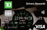 TD Drivers Rewards Visa Card