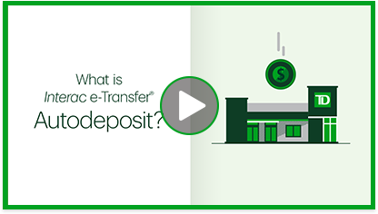 New Features Autodeposit And Request Money