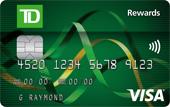 道明獎勵Visa卡