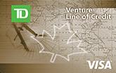 TD創業信貸Visa卡