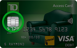 Get td access card with fraud alert td canada trust your payments are safe and secure shop with your td access card colourmoves