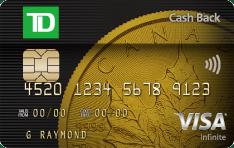TD現金回贈<em>Visa</em> 無限卡*