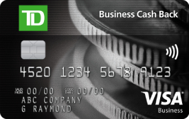 Td aeroplan visa business card td canada trust td business visa card colourmoves