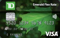 TD特惠靈活利率Visa*卡