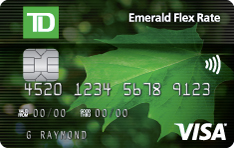 credit card application equirements canada