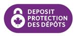 CDIC logo, Deposit protection des dépôts