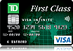 TD First Class Travel Visa Infinite Card