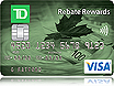 道明回赠奖励Visa卡(TD Rebate Rewards Visa Card)