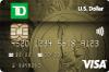 道明美元Visa卡