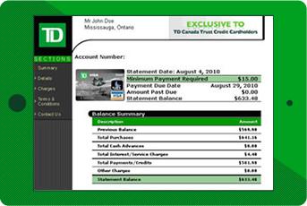 td canada trust personal net worth statement