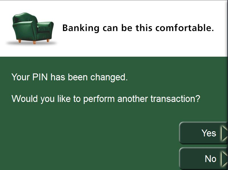 how to change posb atm pin online