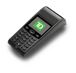 Short-range wireless and secure POS device that lets customers pay at the table and anywhere else in your premises.