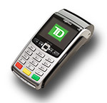 Designed for efficiency, this fast and secure bluetooth POS device accepts payments anywhere in your place of business.