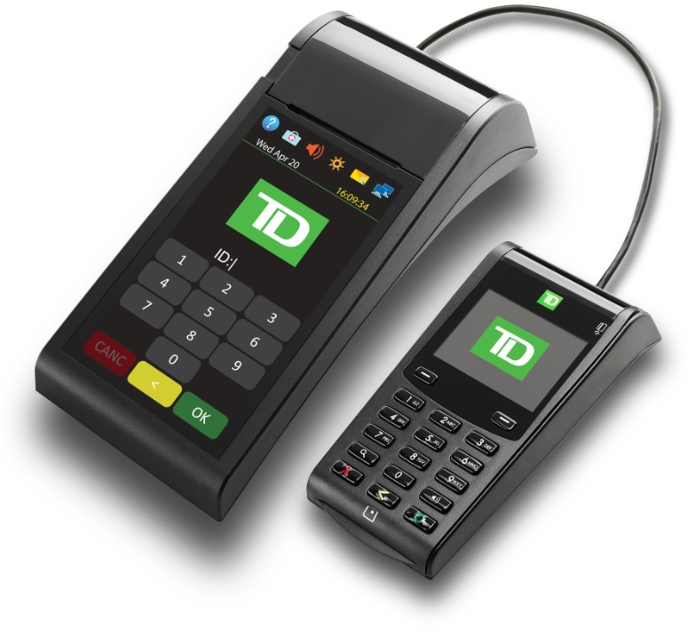 Merchant Support Services and Supplies | TD Canada Trust