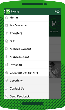 Banking | Ways to bank | Ways to pay | Mobile Payment