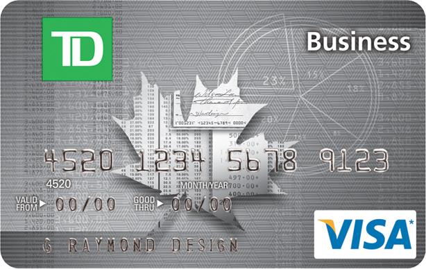 Td aeroplan visa business card gallery business card template td business visa travel rewards aeroplan credit cards earn awards td business credit cards best business reheart Images