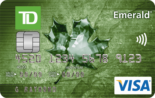 Types of debit cards in Canada.