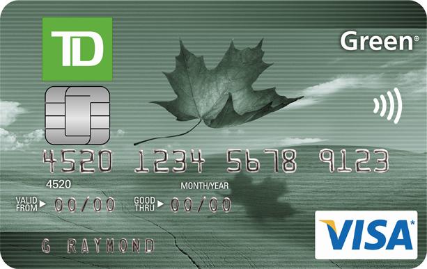 道明优惠Visa卡