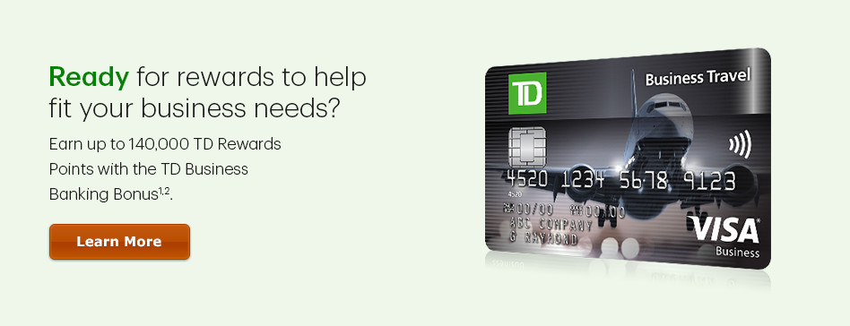 Merchant Support Services and Supplies TD Canada Trust - oukas info