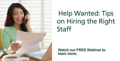 Help Wanted: Tips on hiring the right staff