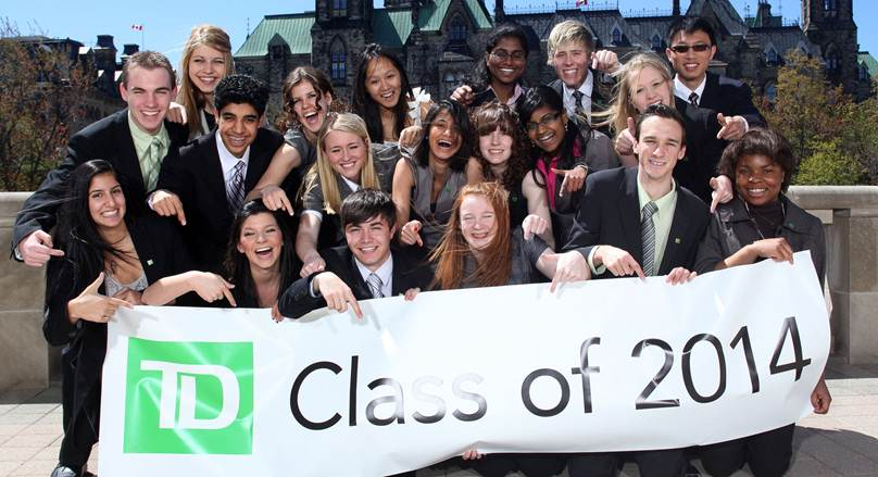 TD Scholarships 2010/2011 Winners