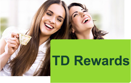 Introducing the new TD Rewards