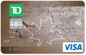 TD Canada Trust Credit Cards mercial Cards